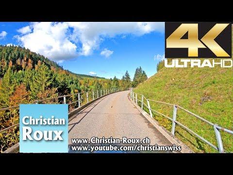1X UHD - Switzerland 313 (Camera on board): Region Guggisberg (Hero6)