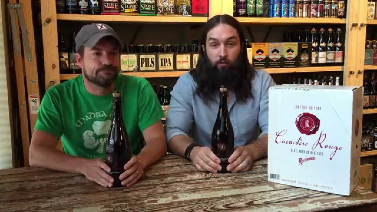 Download Video Blog: Caractère Rouge by Rodenbach