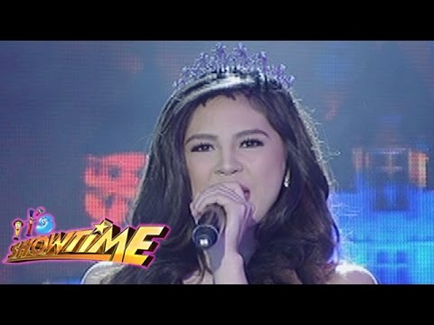 """It's Showtime: Janella sings """"Happily Ever After"""""""