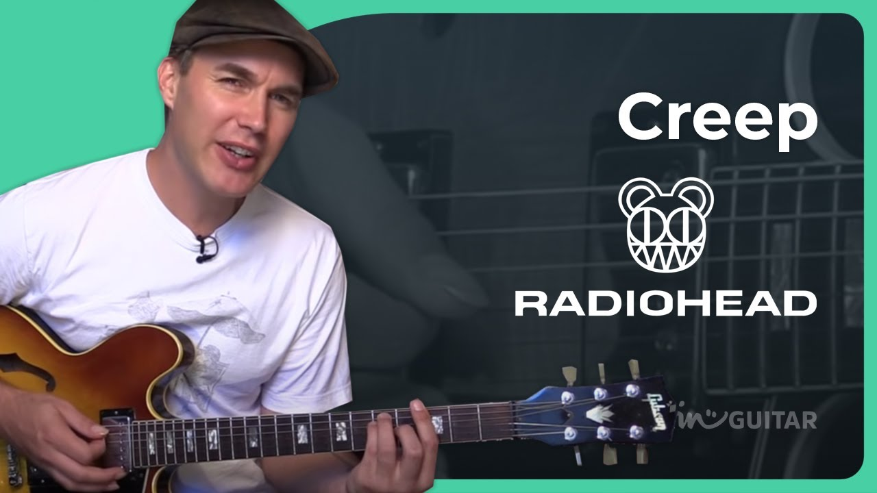 How To Play Creep By Radiohead Guitar Lesson Sb 324 Youtube