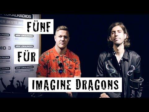 Fünf für Imagine Dragons - das Interview ohne Fragen