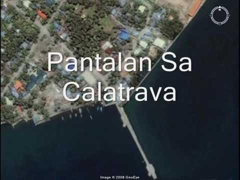 Mga Lugar sa Calatrava (Treasure Map)