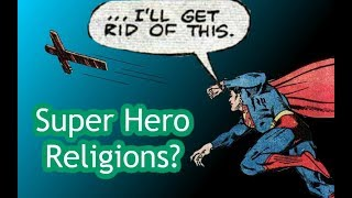 The Absurds Episode 0: Comic Book Religion Database