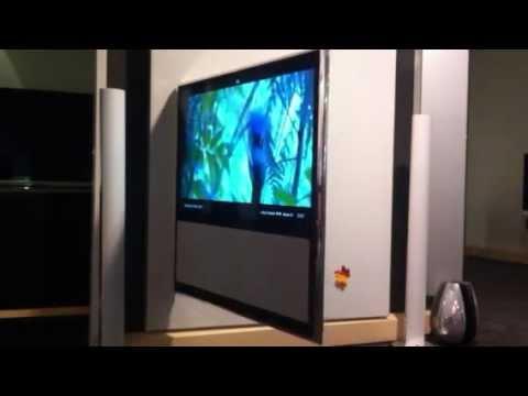 beovision 11 op motormuurbeugel youtube. Black Bedroom Furniture Sets. Home Design Ideas
