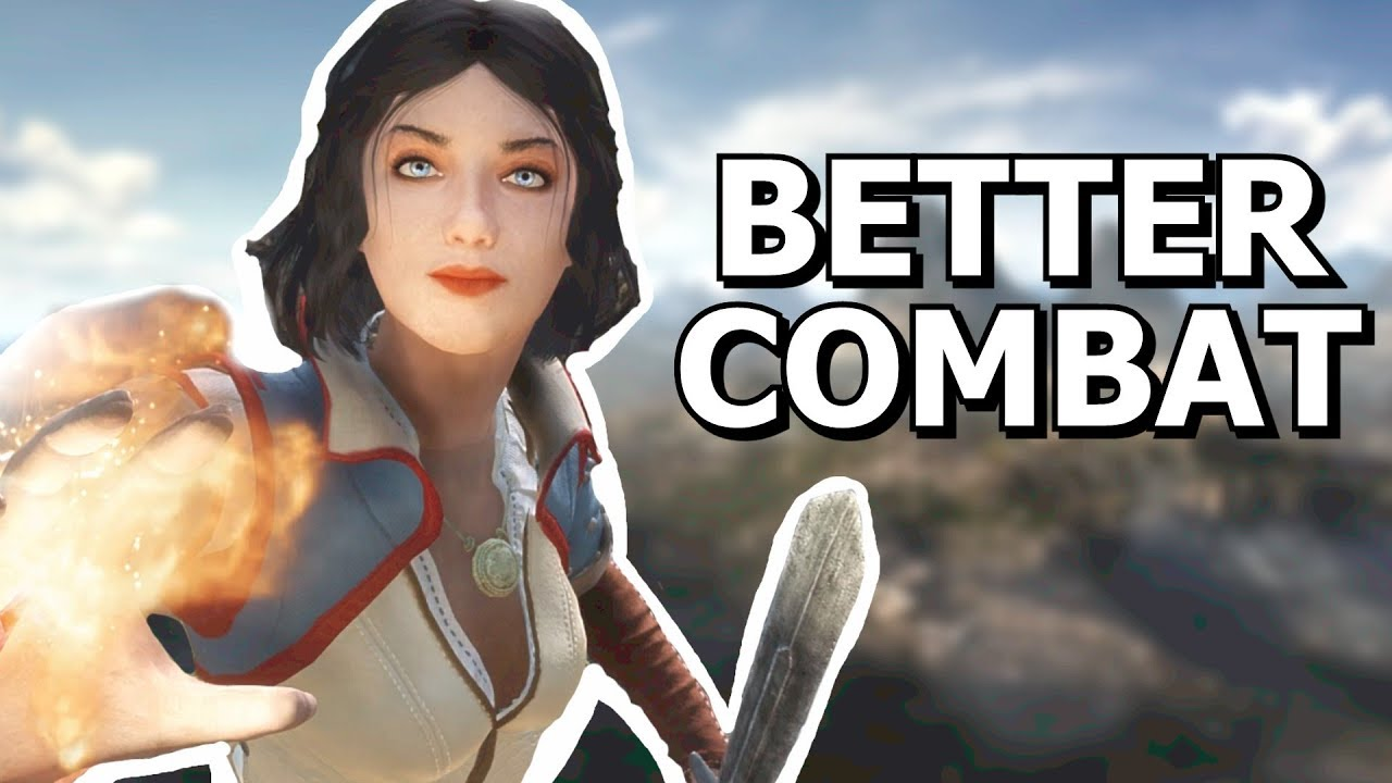 How To: Make Combat in Skyrim Actually Good with Mods