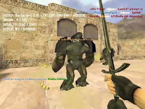 Моды на Counter Strike 1.6