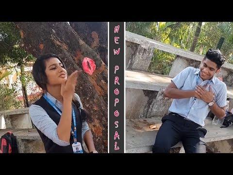 Priya Prakash Varrier New  Love Propasal To Roshan Abdul Rahoof||Oru Adaar Love||