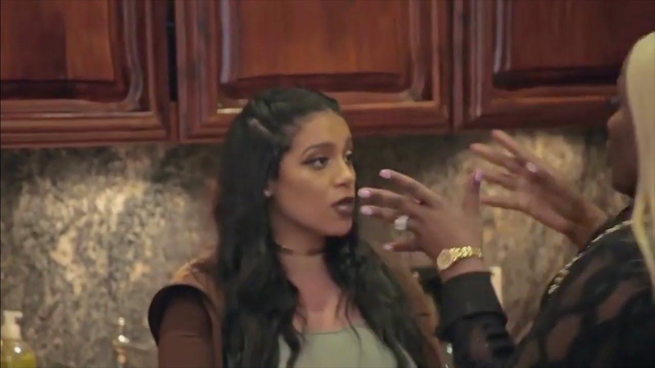 Gabi vs. PreMadonna - Marriage Boot Camp: Reality Stars (Season 9)
