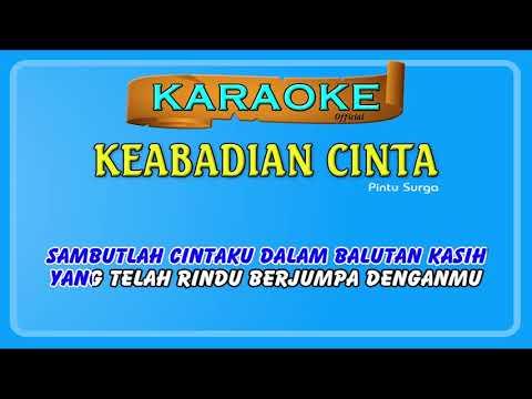 Mantul Keabadian Cinta Versi Karaoke dan Smule