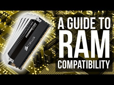How To Know if RAM is Compatible with your Motherboard - A Guide To RAM Compatibility