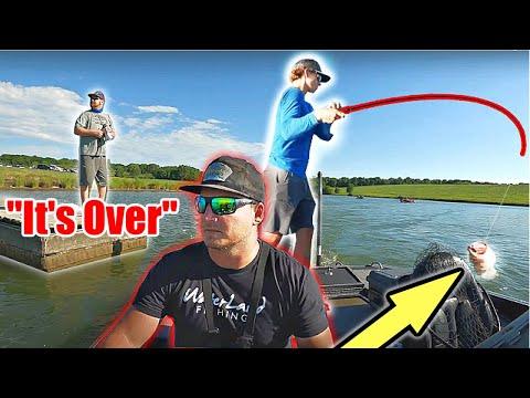 CRAZIEST CATCH EVER In A Fishing Tournament!! (Winning Weight?)