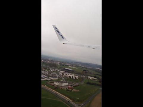 Ryanair París Beauvais a Madrid