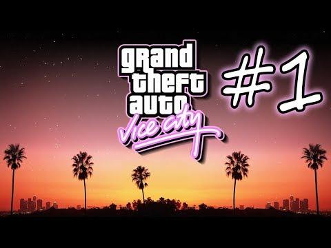 ЗАПИСЬ СТРИМА ► Grand Theft Auto: Vice City #1