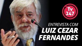 TV 247 - Entrevista com Luiz Cezar Fernandes
