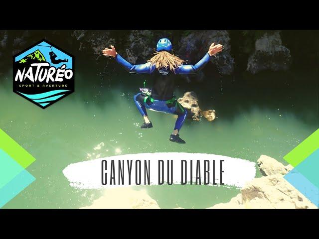 Canyon du diable (St-Guilhem-le-Désert) - Naturéo Sport Aventure - 2020