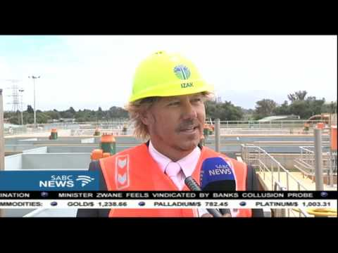 Acid Mine Drainage Treatment Plant Launched In The East Rand