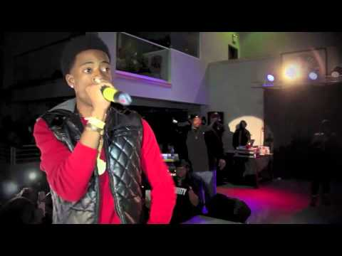 """Rich Homie Quan Live """"Paine College"""" Walk Thru & Get TF Out My Face"""