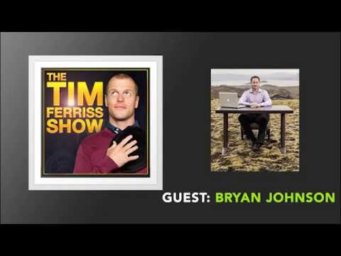Bryan Johnson Interview (Full Episode) | The Tim Ferriss Show (Podcast)
