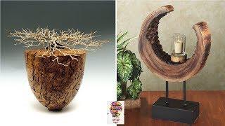 Niesamowite pomysły z drewna #5