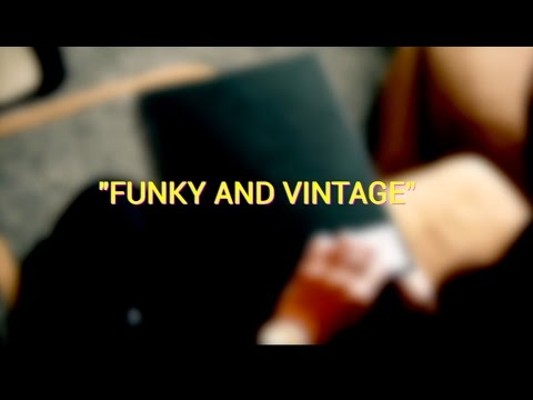 """The Fashion Designer student Andrea Meza on: """"Funky and Vintage"""""""