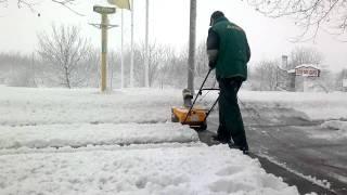 Clas ohlson snöskyffel