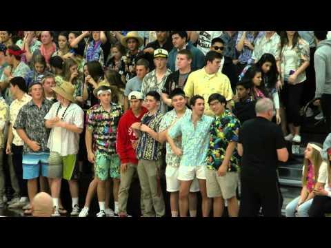 Archbishop Mitty Monarchs vs St. Francis Lancers - Boys Basketball, January 26, 2016