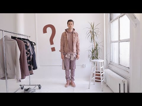 How to Wear Blush Pink Clothing | Men's Fashion | Outfit Inspiration