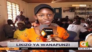 Wanafunzi wanavyo jishugulisha Kwale wakati wa likizo #SemaNaCitizen