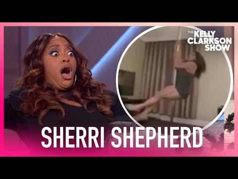 Sherri Shepherd's At-Home Pole Dancing Experience Went Horribly Wrong