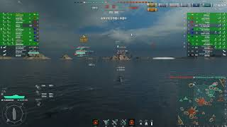 World of Warships オーディシャス