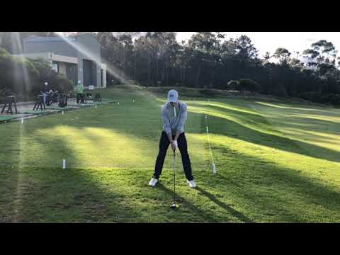 *committed* Men's Golf | Barend Botha, South Africa | Swing Video | Recruit 2020