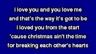 ggnzla KARAOKE 098, Ramones - MERRY CHRISTMAS (I DON'T WANNA FIGHT TONIGHT)