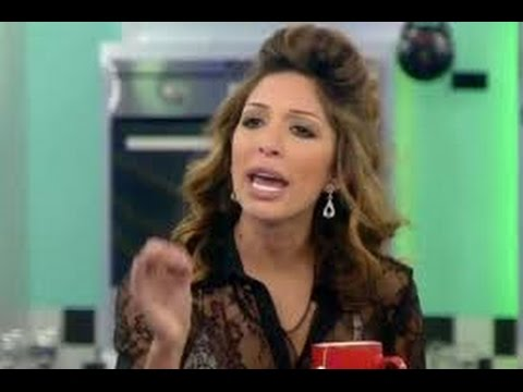 Celebrity Big Brother villain Farrah Abraham threaten to KILL her famous housemates