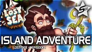"Lost Sea Gameplay Part 1 - ""ISLAND ADVENTURE TIME!"" (PC Gameplay)"