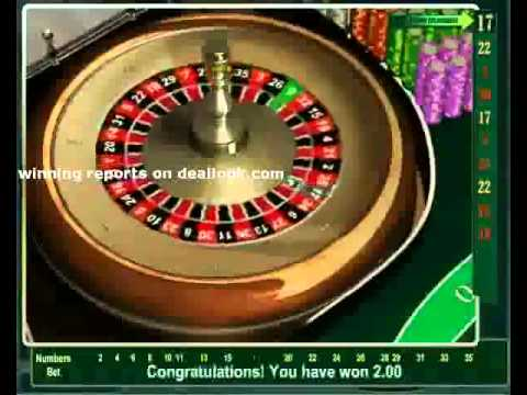 100% proven winning roulette system