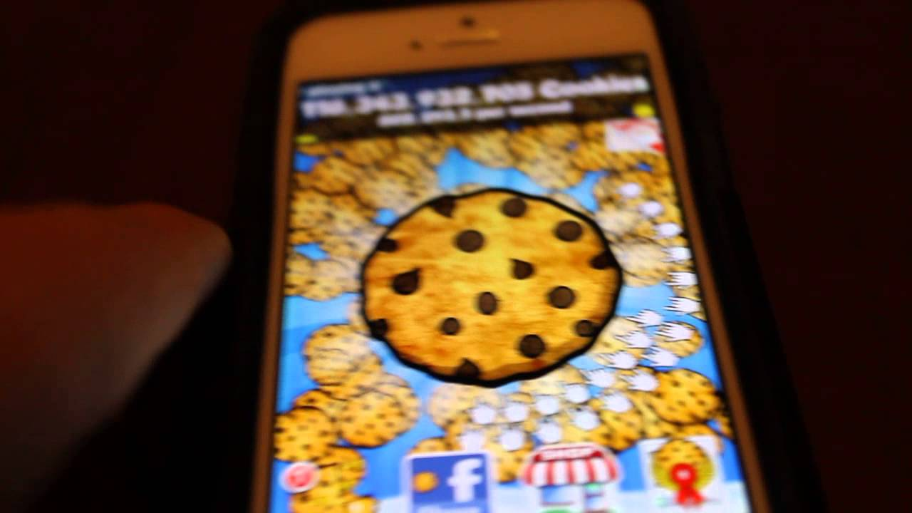 How to Hack Cookie Clicker for Iphone