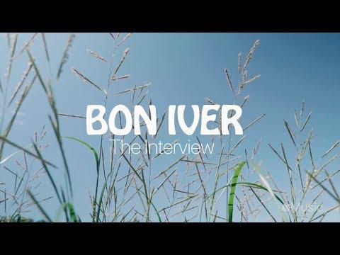 Justin Vernon Discusses Bon Iver's New Album & More