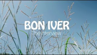 Bon Iver and Zane Lowe 'i,i' Interview
