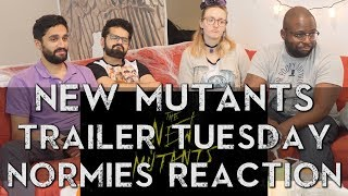 New Mutants - X Men Movie Trailer Reaction