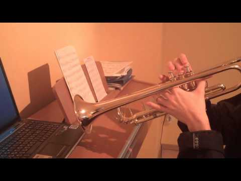 Yiruma - River Flows In You (trumpet cover)