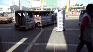 SM City Iloilo Philippines and Jeepneys