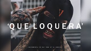 QUE LOQUERA - BASE DE RAP / OLD SCHOOL HIP HOP INSTRUMENTAL USO LIBRE (PROD BY LA LOQUERA 2018)