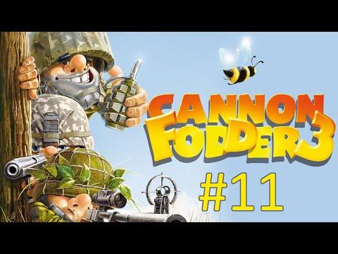 Прохождение Cannon Fodder 3 - Миссия 13. В Россию с любовью |