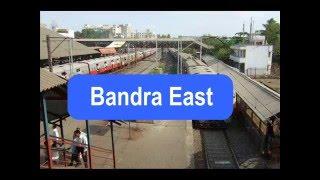 Bandra East : Locality Map of Bandra East, Mumbai - Suburb of West Mumbai
