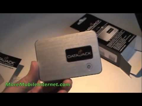 Unboxing: Data Jack MiFi 2200 No Contract Internet