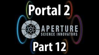 Portal 2 Part 12 Asbestos Bricks