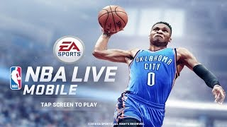IT'S FINALLY HERE!!! | NBA LIVE Mobile 16