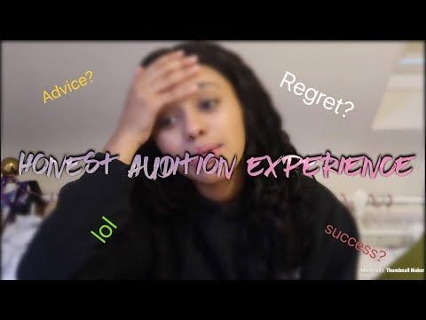 National Youth Theatre Audition | Storytime