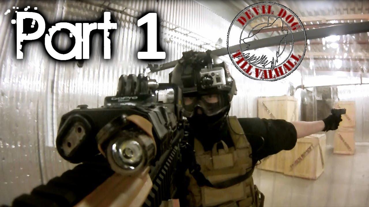 Très bien Extreme GOPRO HD2 AIRSOFT CQB ACTION GUN MOUNT - YouTube DG78