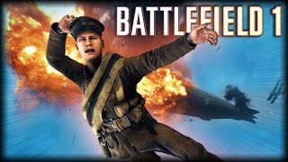 Battle of the Blimp! - BATTLEFIELD 1 With Bombastic!
